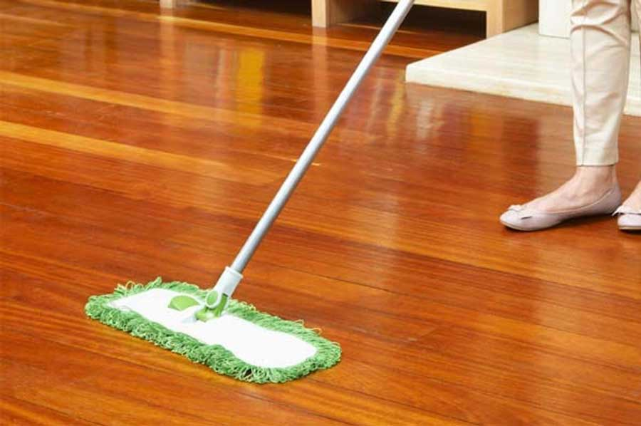 6 mistakes make you clean up, dirty house