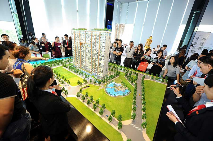 River Panorama has 'the most impressive model house in Asia'