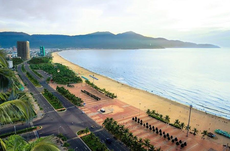 Resort properties in Da Nang have develop shraply
