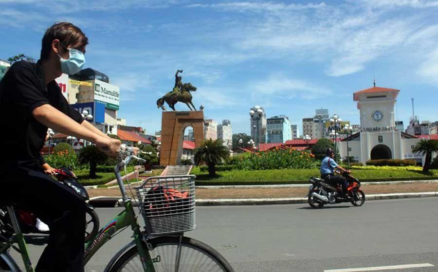 Ho Chi Minh City dismantled Quach Thi Trang rotation