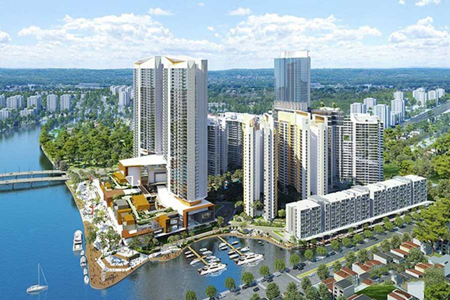 Luxury Apartment District 7