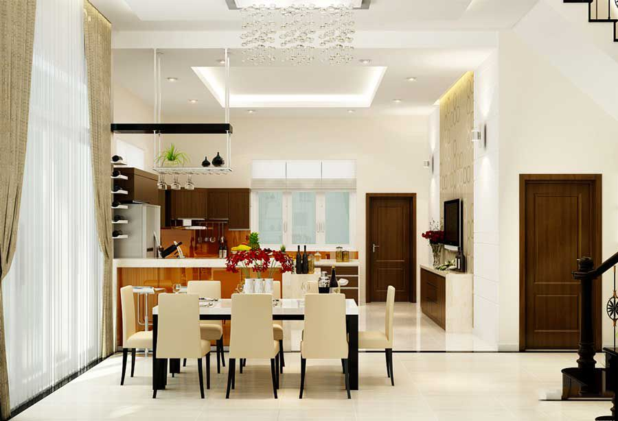 Decorate the kitchen