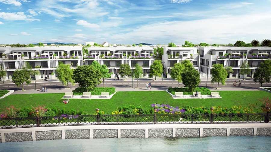 DKRA Vietnam launched villas in Thu Duc center