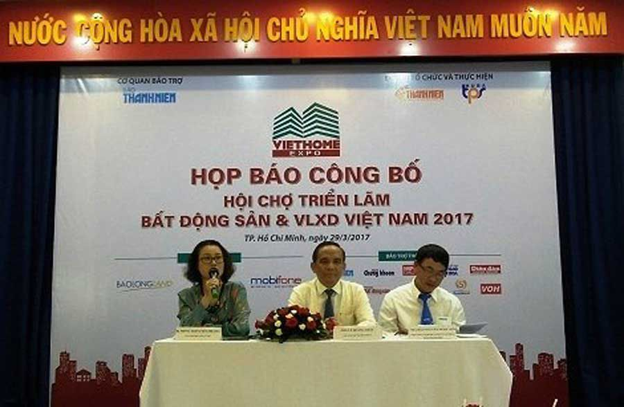 500 booths join Viethome Expo 2017