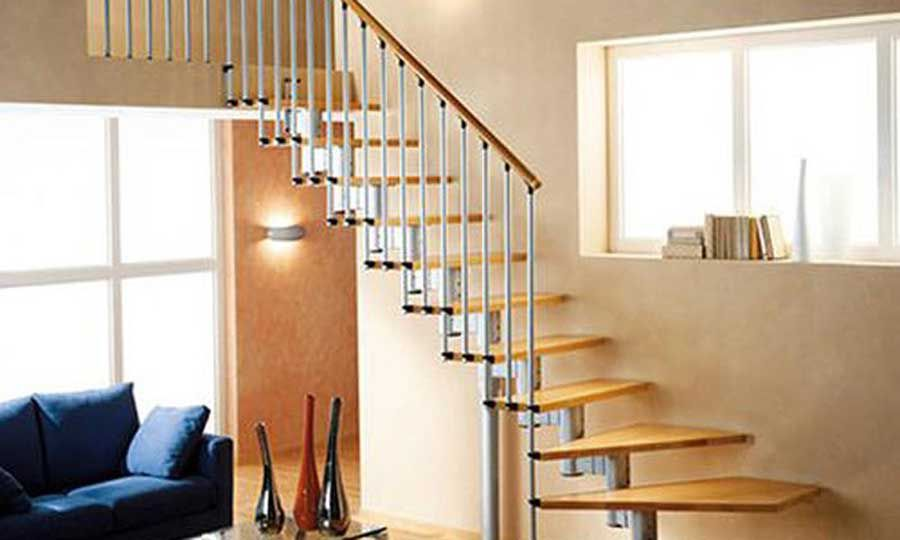 Feng shui in the design of stairs