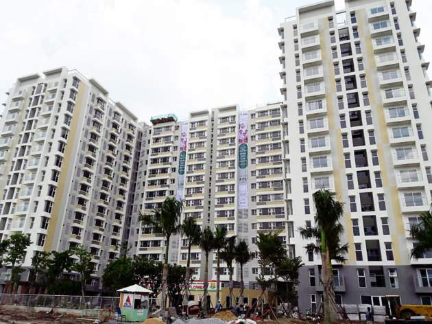 Construction Department required to repair homes for the resident Flora Hoa Anh Dao
