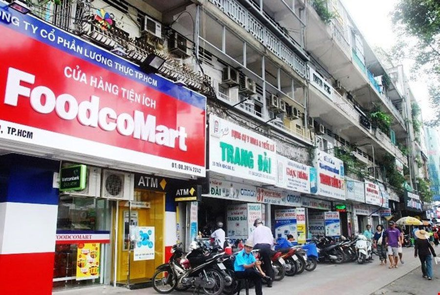 HCMC expelled businesses from the apartment