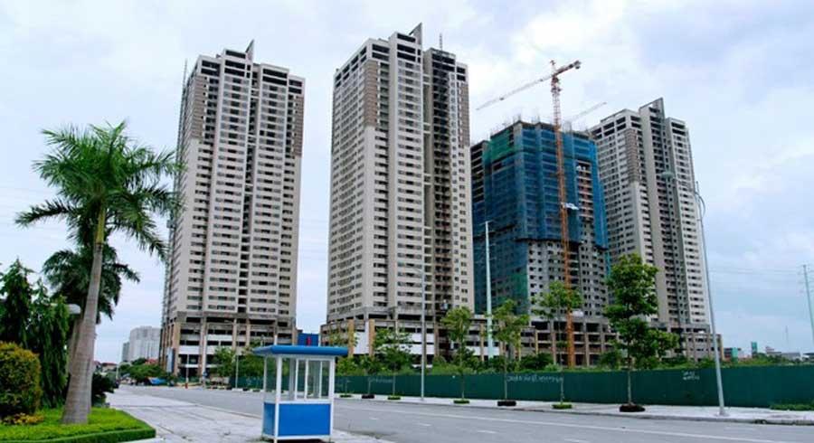 The real estate market in Hanoi