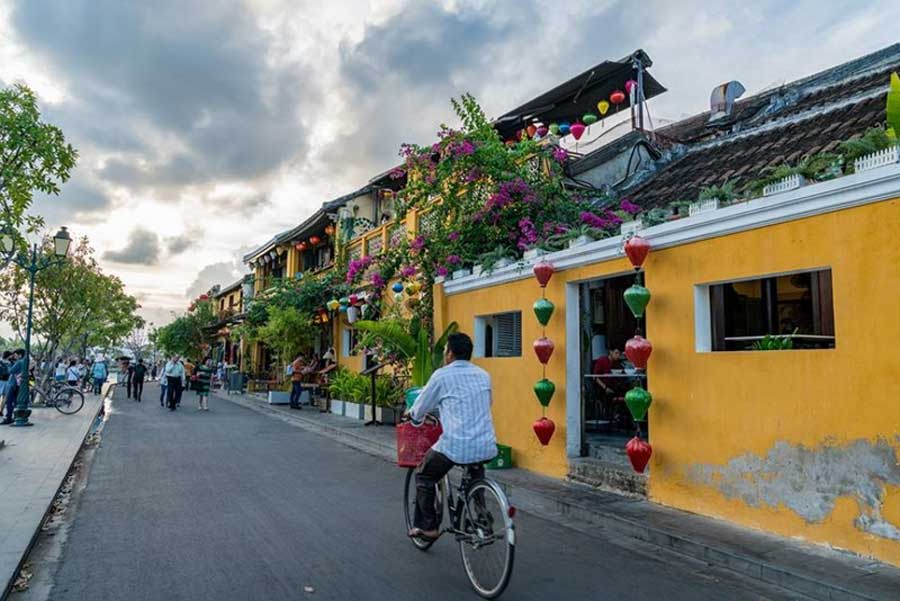 Hoi An - a new face has a full of internal forces in the property market