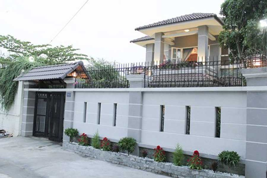 Villa of Cao Thai Son