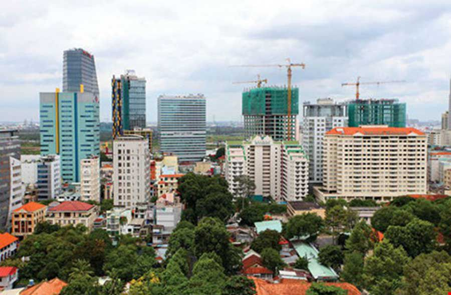 House price in Ho Chi Minh City