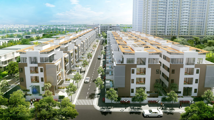 There was increased sharply in housing supply in Hanoi