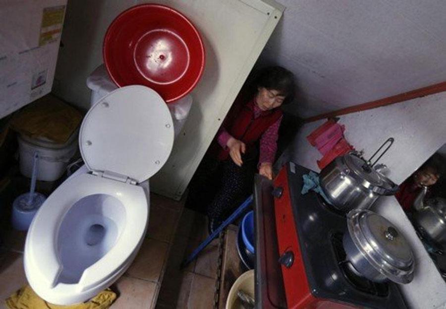 Around the world, explore the supper mini house