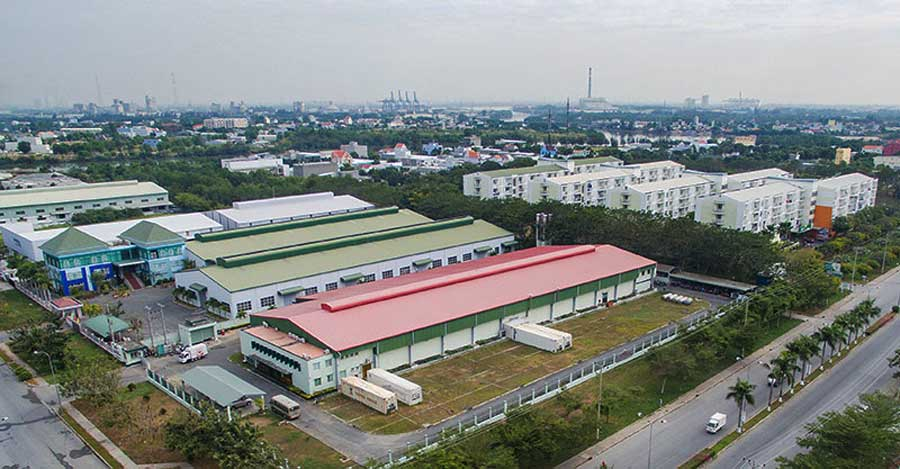 land lease in industrial in Ho Chi Minh City increases