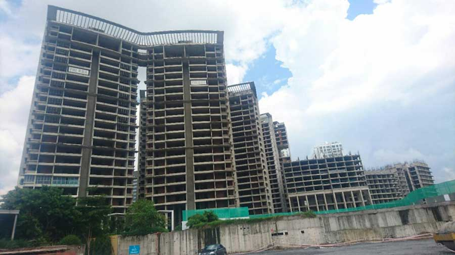 Saigon One Tower and Kenton Residences will be revitalized