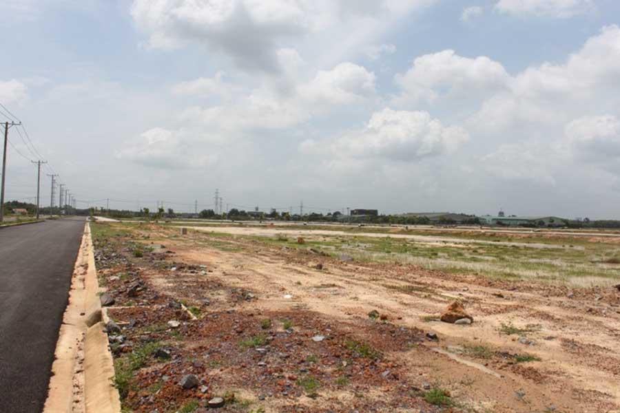 Long Thanh land
