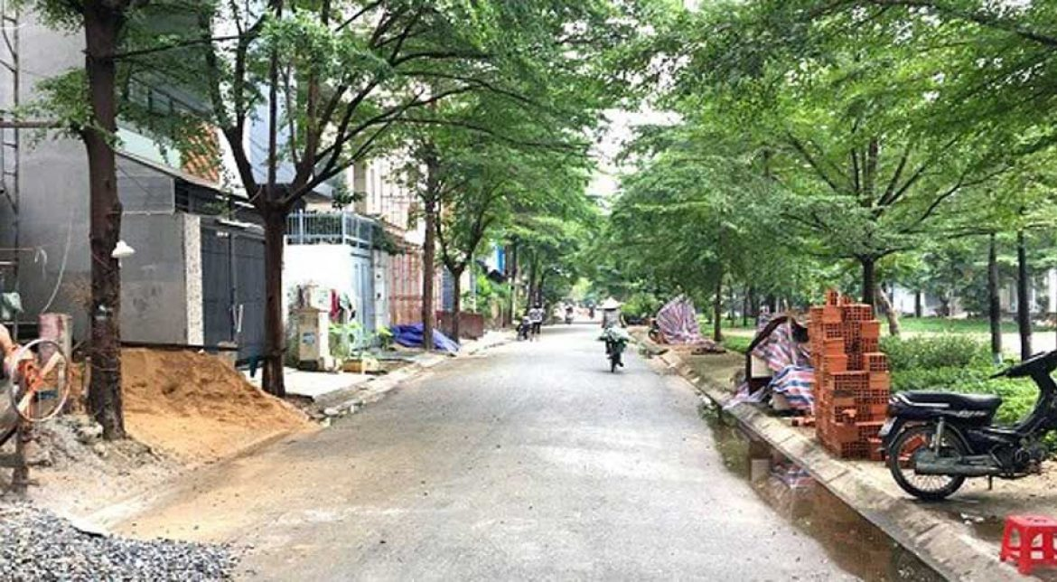 Adjusting the planning of Binh Thanh district