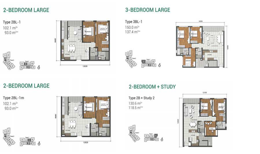 Attractive element Palm Garden apartment - Palm City District 2