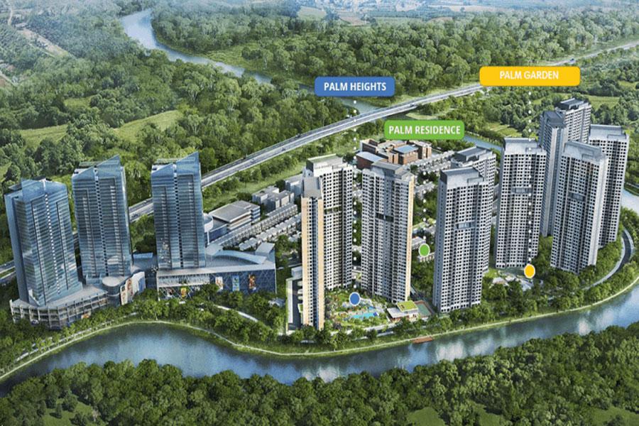 Palm Residence - Palm City project