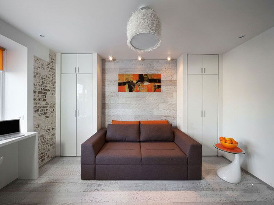 Top 3 nice little apartment for single people