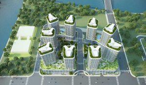 Marina Bay Thu Thiem project