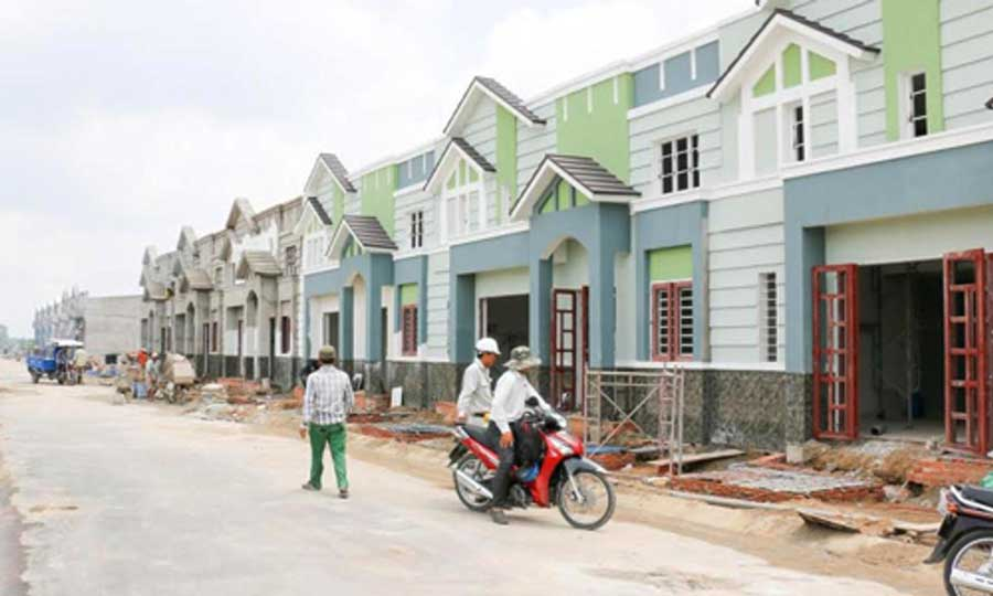 Mini townhouse more than VND 100 million/sqm is hot in Saigon