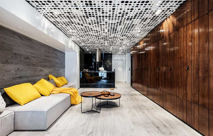 Modern 2 storey house style design