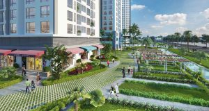 Moonlight Residences project