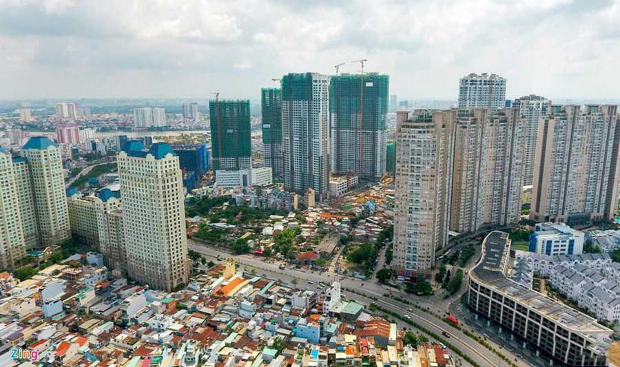 Saigon welcomes thousands of luxury apartments
