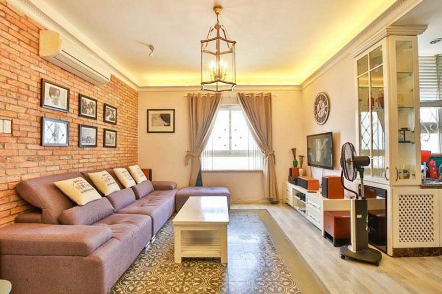 10 luxury apartments are suitable for many generations