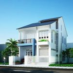 The House Has Ground Floor And A Floor – Architecture Is Not Outdated