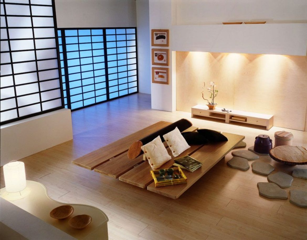 There is intelligent furniture for small house