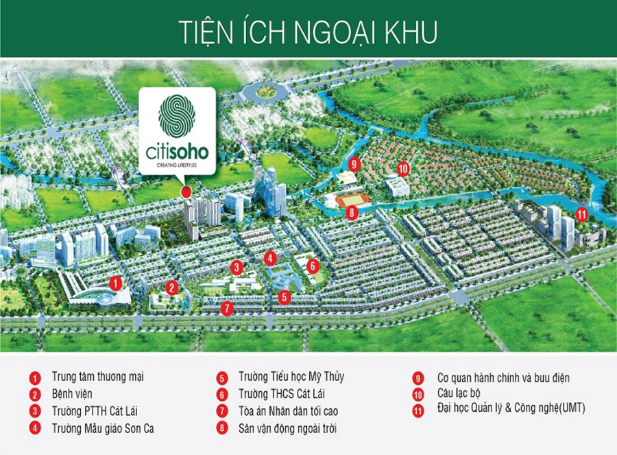 Citi Esto Kien A apartment project District 2