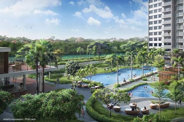 Palm Garden - Plam City project