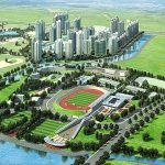 "Rach Chiec Sports Complex, ""Kick"" For Property In The East And Saigon Sports City"
