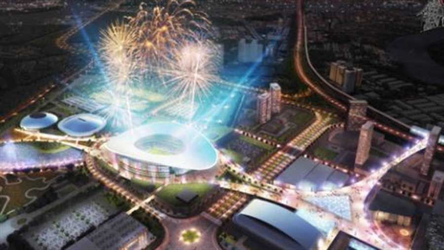 Infrastructure project for Sea Games 31