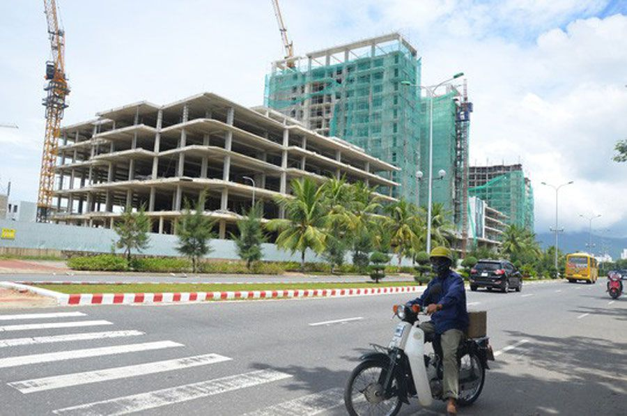 Comprehensive inspection of Phi Long 5 residential area project