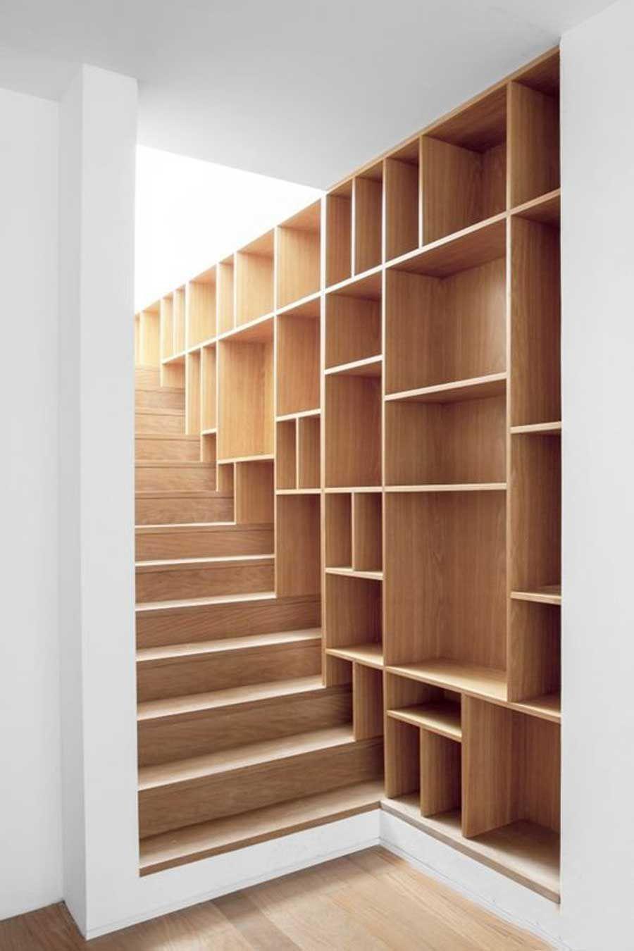 Intelligent interior saves space