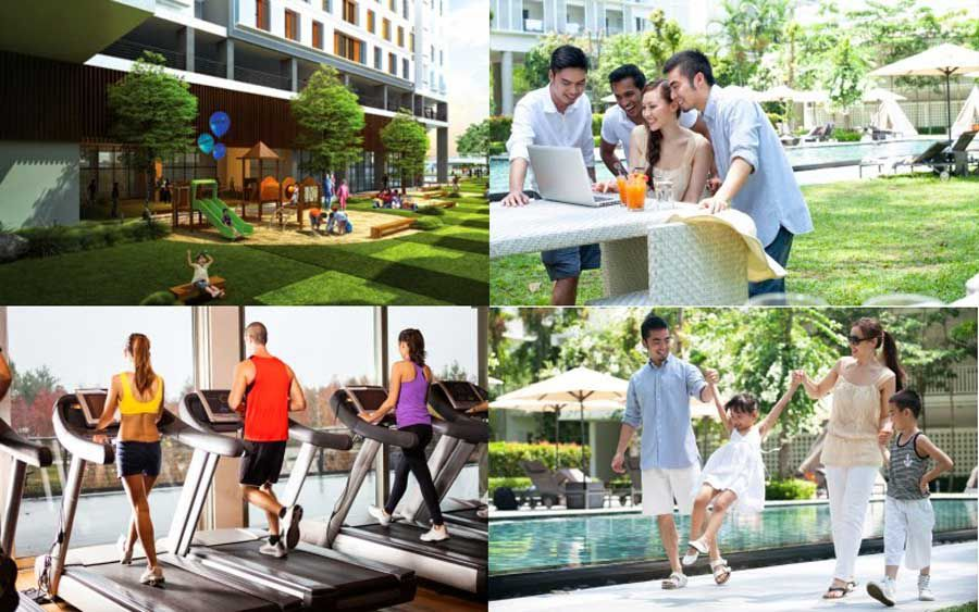 Investment Apartment in Ho Chi Minh