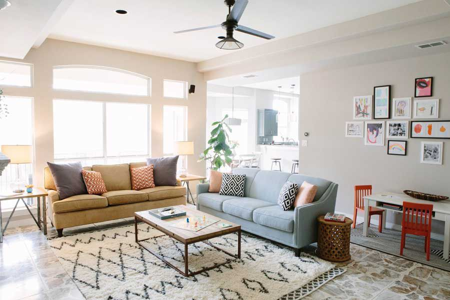 Interior investment for rent to foreigners