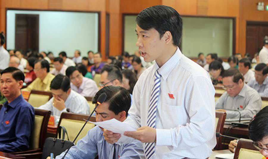 Vice Chairman of HCM City People's Committee talk about the apartment mortgage bank