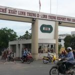 Residence With 12 Floors For Workers In Linh Trung Export Processing Zone