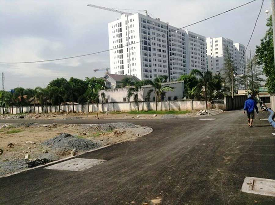 Adjustment of residential planning in Thu Duc