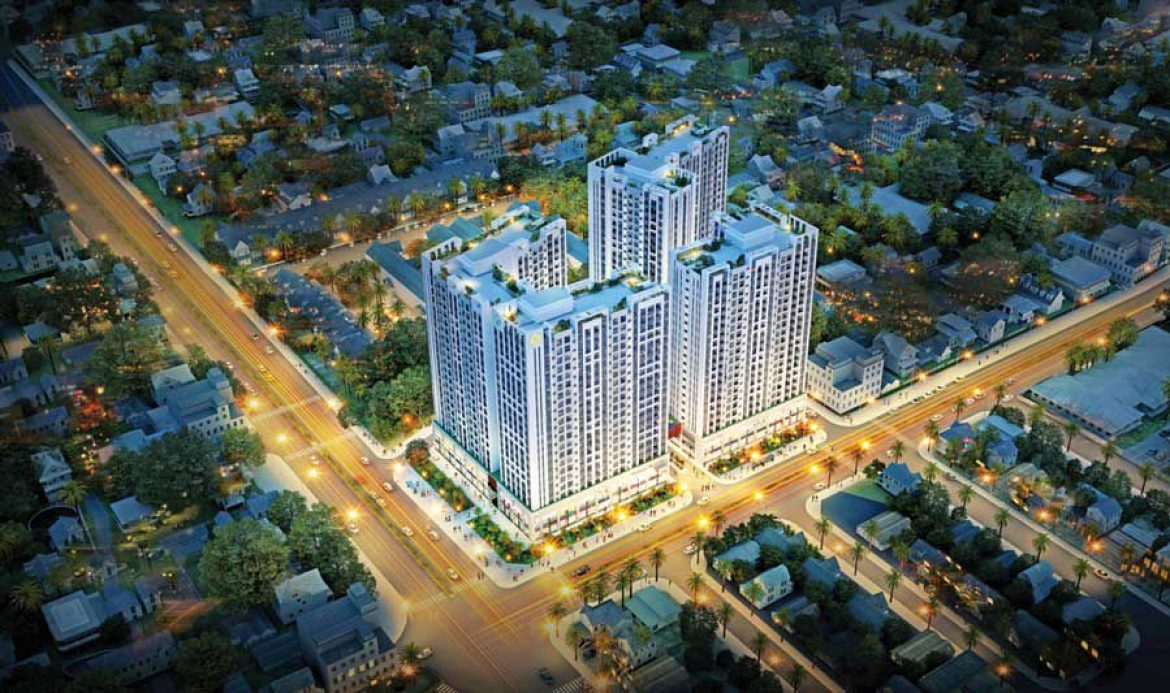 RichStar apartment project