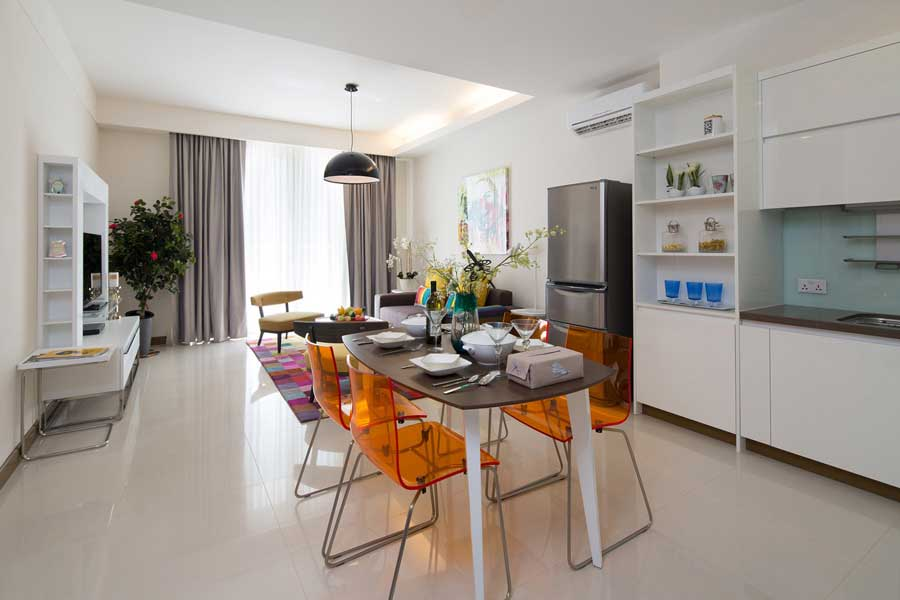 The Most Expensive Apartment in HCMC
