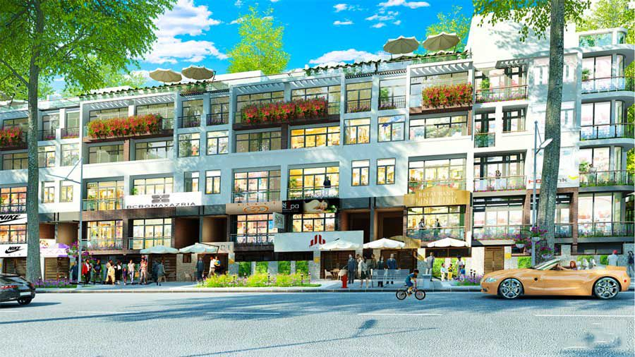 Commercial apartment 25m2
