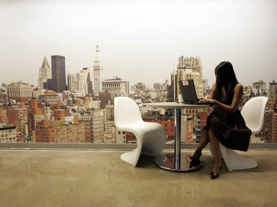 The most desirable work spaces in the world