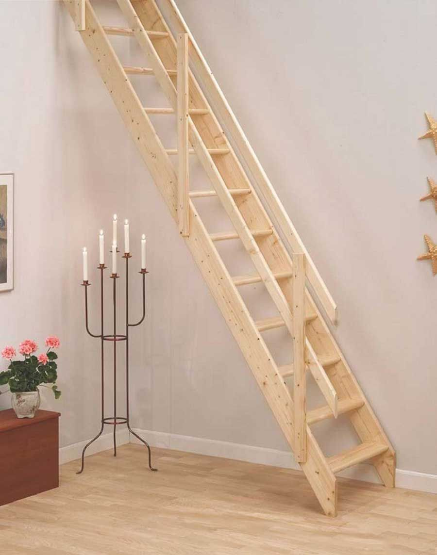 Stairs for small houses
