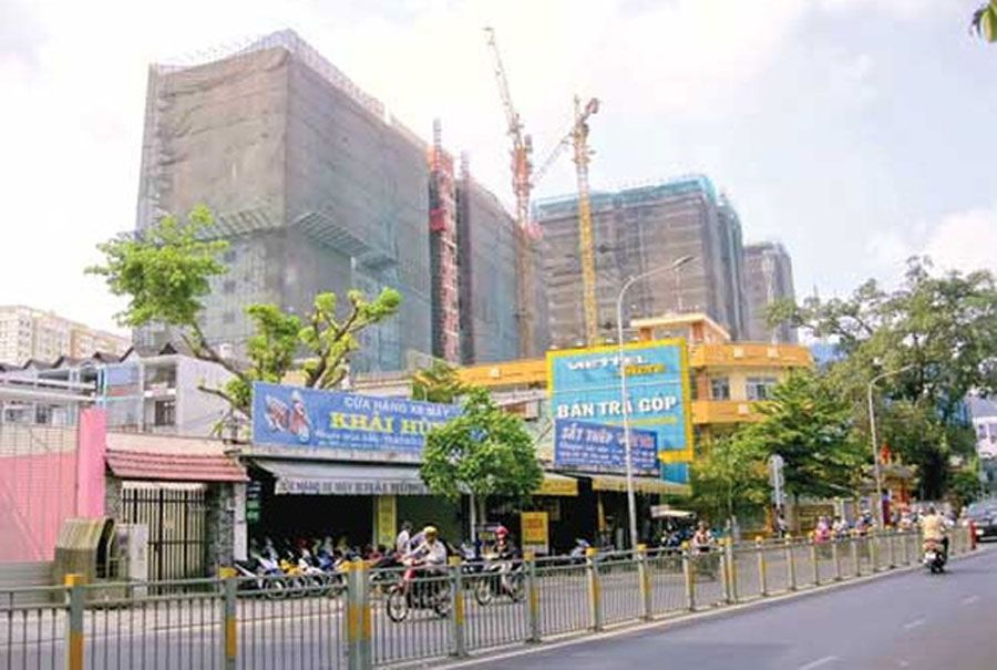 Ho Chi Minh City adjusted the planning Tan Phu district