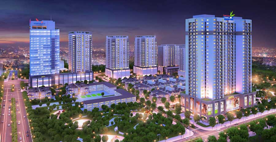 3 luxury apartment projects you should invest in Hanoi